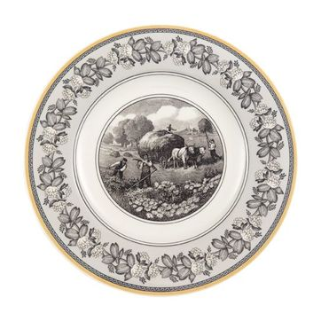 Villeroy & Boch - Audun Ferme - talerz płaski - średnica: 27 cm