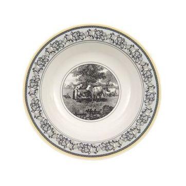 Villeroy & Boch - Audun Ferme - talerz sałatkowy głęboki - średnica: 20 cm