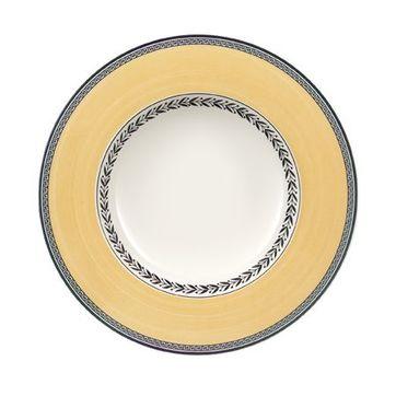Villeroy & Boch - Audun Fleur - talerz głęboki - średnica: 24 cm