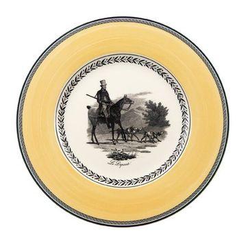 Villeroy & Boch - Audun Chasse - talerz płaski - średnica: 27 cm