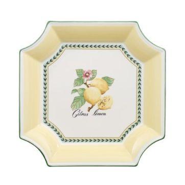 Villeroy & Boch - French Garden Fleurence - miska kwadratowa - wymiary: 32 x 32 cm