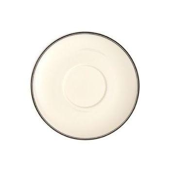 Villeroy & Boch - Design Naif - spodek do filiżanki do kawy lub herbaty - średnica: 15 cm