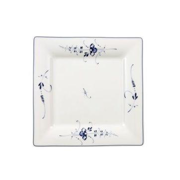 Villeroy & Boch - Old Luxembourg - talerz sałatkowy kwadratowy - wymiary: 21 x 21 cm