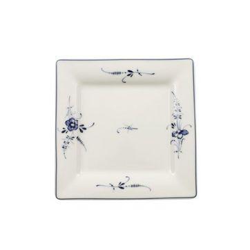 Villeroy & Boch - Old Luxembourg - talerzyk deserowy kwadratowy - wymiary: 16 x 16 cm