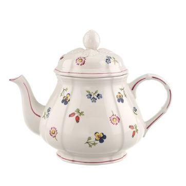Villeroy & Boch - Petite Fleur - dzbanek do herbaty - pojemność: 1,0 l