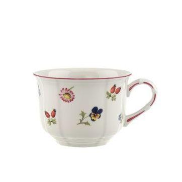 Villeroy & Boch - Petite Fleur - filiżanka śniadaniowa - pojemność: 0,35 l