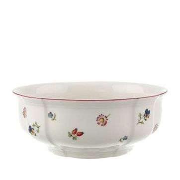 Villeroy & Boch - Petite Fleur - miska sałatkowa - średnica: 21 cm