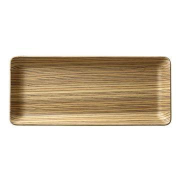 Villeroy & Boch - New Wave - drewniana taca - wymiary: 40 x 17,4 cm