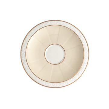 Villeroy & Boch - Ivoire - spodek do filiżanki do kawy lub herbaty - średnica: 16 cm
