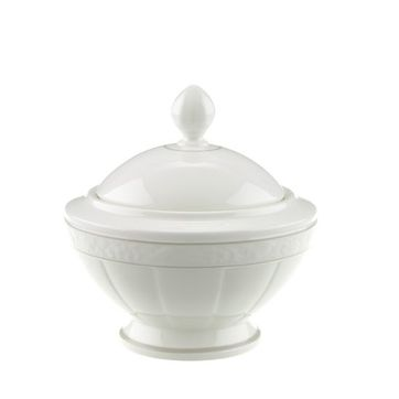 Villeroy & Boch - Gray Pearl - cukiernica - pojemność: 0,35 l