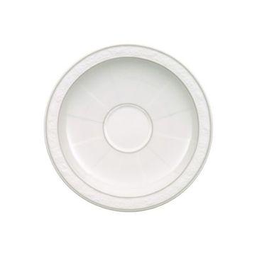 Villeroy & Boch - Gray Pearl - spodek do filiżanki do espresso - średnica: 13 cm