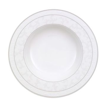 Villeroy & Boch - Gray Pearl - talerz głęboki - średnica: 24 cm