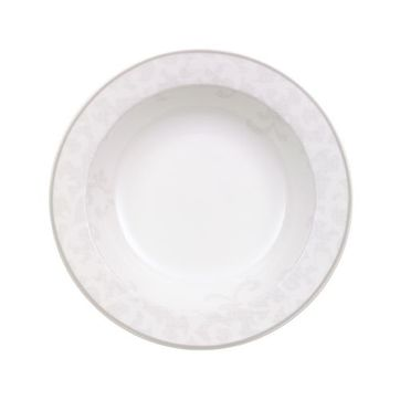 Villeroy & Boch - Gray Pearl - głęboki talerz sałatkowy - średnica: 20 cm