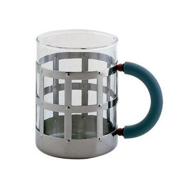 Alessi - szklanka - pojemność: 0,35 l