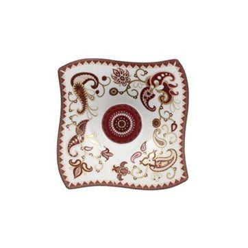 Villeroy & Boch - Samarah Purpur - miseczka na dipy - wymiary: 14 x 14 cm