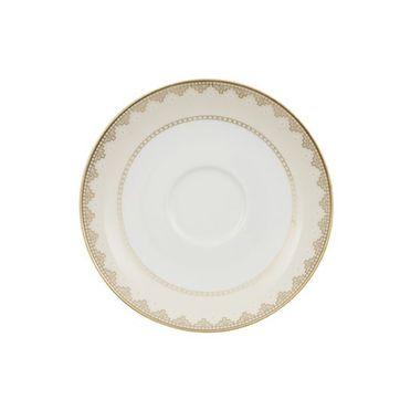Villeroy & Boch - Samarkand - spodek do filiżanki do kawy lub herbaty - średnica: 15 cm