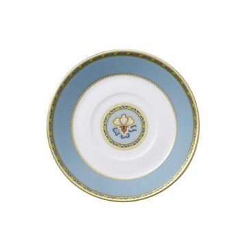 Villeroy & Boch - Samarkand Aquamarin - spodek do filiżanki do espresso - średnica: 12 cm