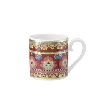 Villeroy & Boch - Samarkand Rubin - filiżanka do espresso - pojemność: 0,1 l
