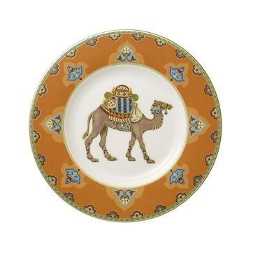 Villeroy & Boch - Samarkand Mandarin - talerz sałatkowy - średnica: 22 cm