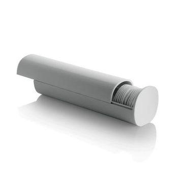 Alessi - Birillo - pojemnik na płatki kosmetyczne - długość: 24 cm