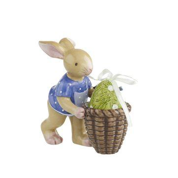 Villeroy & Boch - Bunny Family - chłopiec zając - wysokość: 9 cm