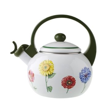 Villeroy & Boch - Flora - czajnik z gwizdkiem - pojemność: 2,0 l