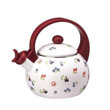 Villeroy & Boch - Petite Fleur - czajnik z gwizdkiem - pojemność: 2,0 l