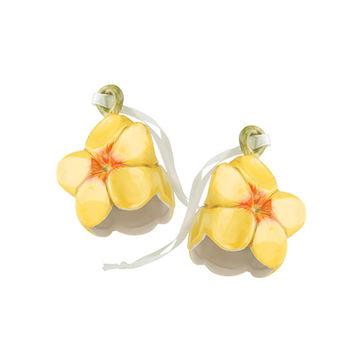 Villeroy & Boch - Mini Flower Bells - 2 małe zawieszki - pierwiosnki