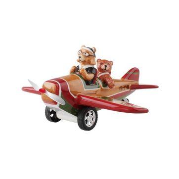 Villeroy & Boch - Christmas Teddies - samolot z misiami