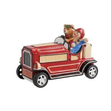 Villeroy & Boch - Christmas Teddies - samochód z misiami