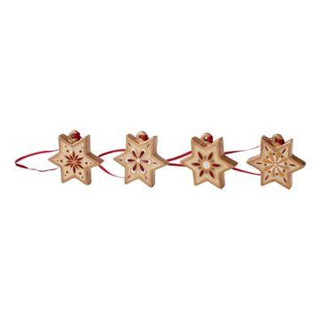 Villeroy & Boch - Nostalgic Ornaments - 4 mini gwiazdki