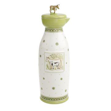 Villeroy & Boch - Farmers Spring - karafka na mleko - pojemność: 0,98 l