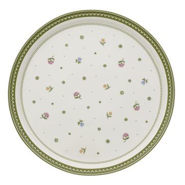 Villeroy & Boch - Farmers Spring - talerz na ciasto - średnica: 32 cm