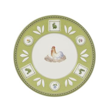 Villeroy & Boch - Farmers Spring - talerz sałatkowy - średnica: 23 cm