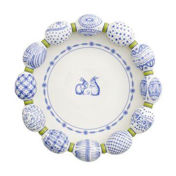 Villeroy & Boch - Easter Decoration - talerz - średnica: 29 cm