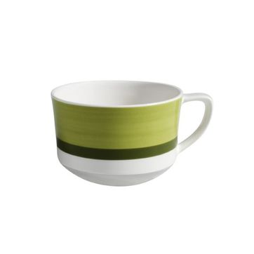 vivo | Villeroy & Boch - Just Green - filiżanka do kawy - pojemność: 0,24 l