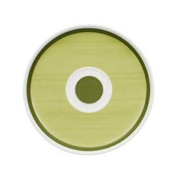 vivo | Villeroy & Boch - Just Green - spodek do filiżanki do kawy - średnica: 17 cm
