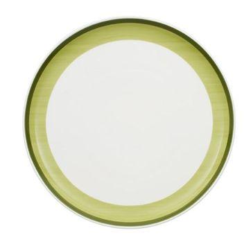 vivo | Villeroy & Boch - Just Green - talerz płaski - średnica: 28 cm