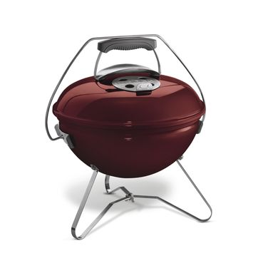 Weber - Smokey Joe Premium - przenośny grill węglowy - ruszt: 37 cm