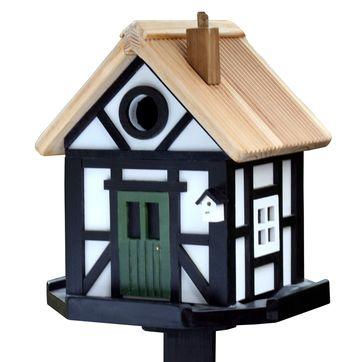 Wildlife Garden - karmnik i domek dla ptaków - wymiary: 24 x 24 x 27 cm