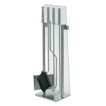 Blomus - Chimo - zestaw akcesoriów kominkowych - wysokość: 66 cm