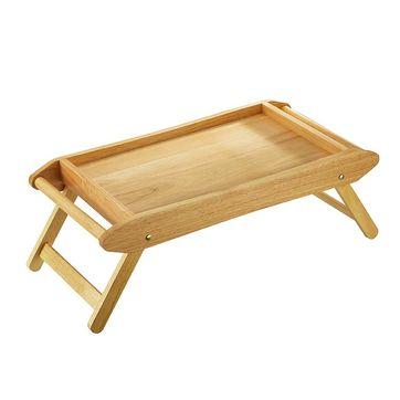 Zassenhaus - Kauczukowiec - stolik śniadaniowy - wymiary: 69 x 35 cm