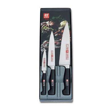 Zwilling - FOUR STAR - zestaw 3 noży