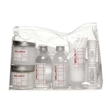 Sagaform - SPA - Barcelona - zestaw kosmetyków