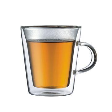 Bodum - Canteen - 2 szklanki o podwójnych ściankach