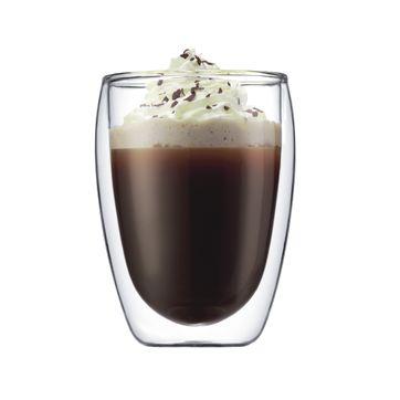 Bodum - Pavina - zestaw 6 szklanek - pojemność: 0,35 l