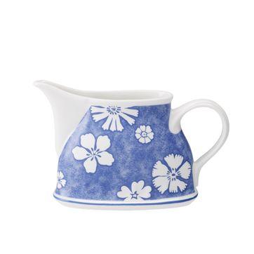 Villeroy & Boch - Farmhouse Touch Blueflowers - mlecznik - pojemność: 0,25 l