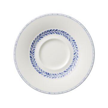 Villeroy & Boch - Farmhouse Touch Blueflowers - spodek do filiżanki śniadaniowej - średnica: 19 cm