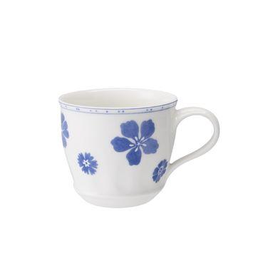 Villeroy & Boch - Farmhouse Touch Blueflowers - filiżanka do kawy - pojemność: 0,24 l