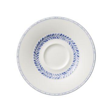 Villeroy & Boch - Farmhouse Touch Blueflowers - spodek do filiżanki do kawy - średnica: 17 cm
